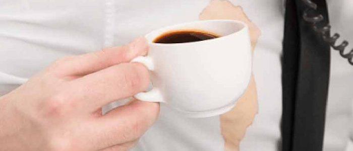 Как удалить старые пятна от кофе с белой одежды фото