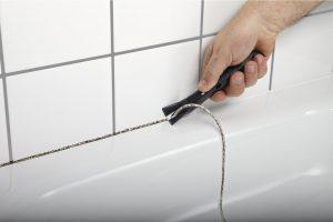 Чем оттереть силиконовый герметик с плитки: отмыть, смыть и убрать с поверхности, как очистить или снять, как удалить с кафельной плитки