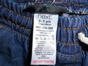 Как гладить джинсы? Можно ли гладить джинсы утюгом после стирки? Как разгладить изделие после кипячения?