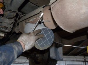 Как почистить сажевый фильтр дизельного мотора