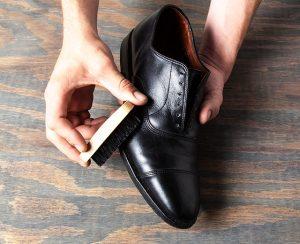 Уход за обувью из лаковой кожи
