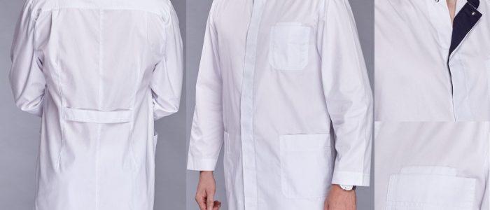 Как правильно стирать и отбеливать медицинские халаты