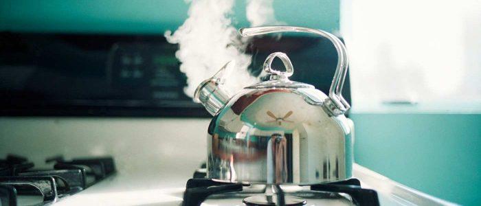 Как почистить чайник из нержавейки снаружи и внутри от нагара и накипи