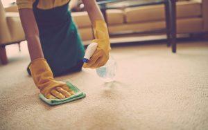 Чем чистить палас в домашних условиях