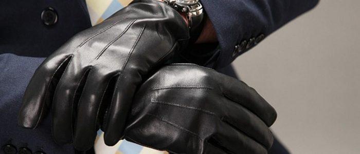 Чем отмыть кожаные перчатки