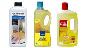 Чем мыть ламинат: народные средства и из магазина