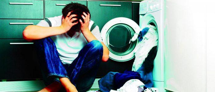 Не поступает вода в стиральную машину аристон