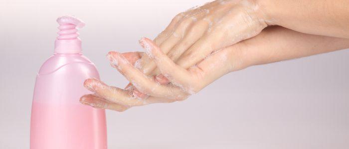 Жидкое мыло своими руками в домашних условиях